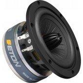 MONACOR 4-512/C8/25RP High-End-Hi-Fi-Tiefmitteltöner, 40 W, 8 Ω