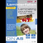 LAMINIERTASCHEN A5 - Folien