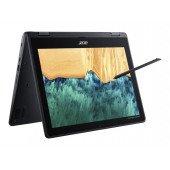 Acer Chromebook Spin 512 R852TN-C1YV - Flip-Design - Celeron N4120 / 1.1 GHz - Chrome OS - 4 GB RAM -