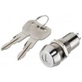 MONACOR NS-250 Schlüsselschalter