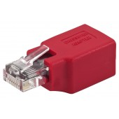 MONACOR CAT-5CO Cat-5-Crossover-Adapter