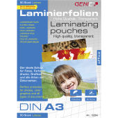 LAMINIERTASCHEN A3 - Folien