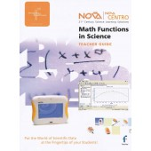 Fourier Math Functions in Science Teacher Guide für NOVA5000 (engl. Ausgabe)