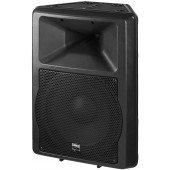 IMG STAGELINE PAB-112MK2 DJ- und Power-Lautsprecherbox, 250W, 8O
