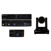 Atlona AT-UHD-HDVS-300-C-KIT - Multiformat HDBaseT Umschalter inkl. Kamera-Set