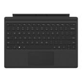 Microsoft Surface Pro Type Cover (M1725) - Tastatur - mit Trackpad, Beschleunigungsmesser -