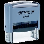 GENIE S-502 Stempel-Set