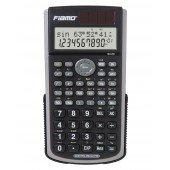 Fiamo SC 20 BK wissenschaftlicher Schulrechner Solar/Batterie - 10+2 Stellen - 240 Funktionen