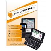 ScreenProtect Displayschutzfolie UltraClear für Casio EW-G6500C