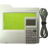 Casio OH-9000 Set z. Projektion OH-Display+Rechner FX-9750 G Plus/FX-9750 GA Plus/CFX-9850 GC Plus