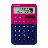 Sharp EL-760 R RB - stylischer Tischrechner