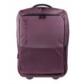 BESTLIFE Neoton Business Trolley Rucksack für Laptop USB lila