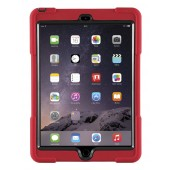 SHOCKGUARD iPad Air 2 Case rot