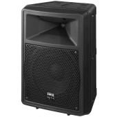 IMG STAGELINE PAB-108MK2 DJ- und Power-Lautsprecherbox, 100W, 8O