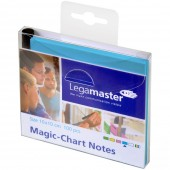 Legamaster 7-159510 Magic-Chart Notes 10x10cm 100 Stück, blau