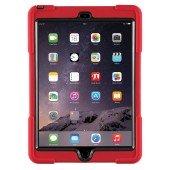 SHOCKGUARD Case iPad 2017 rot
