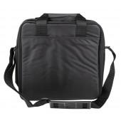 Dynatech Tasche, gepolstert, schwarz
