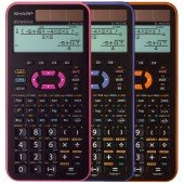 Sharp EL-W531 XG - Schulrechner