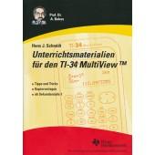 Dr.A.Bakus: Unterrichtsmaterialien für den TI-34MV Tipps und Tricks - Kopiervorlagen - ab Sek.stufe I
