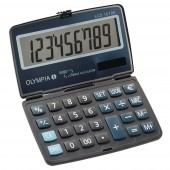 Olympia LCD-1010 E - Taschenrechner - Metall
