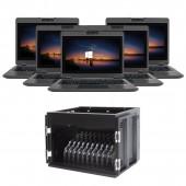 Scieneo Starter Kit Team 5 mit AverMedia X12 5x scieneo.amplio VI Notebook Pentium und Koffer