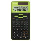 Sharp EL-531 TG GR - Schulrechner - grün - GEBRAUCHT-
