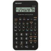 Sharp EL-501 X WH - Schulrechner - weiß