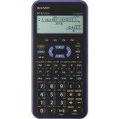 Sharp EL-W531 XH VL violett - Schulrechner