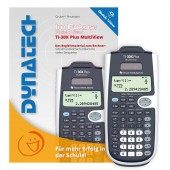 TI-30 X Plus MultiView - GEBRAUCHT - inkl. Praxisbuch