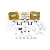 Shape Robotics  Fable Makerspace Kit mit 3 Gelenkmodule und 3 Spin Modulen