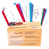 DynaTech Dominos für TI-30 X Plus MathPrint 240x Lernspielkarten / hochmotvierend / für 12 Gruppen