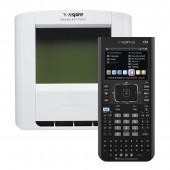 TI-Nspire CX CAS und TI-Nspire VSH im SET 20 Grafikrechner mit gratis Overhead-Display