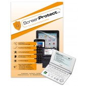 ScreenProtect Displayschutzfolie UltraClear für Casio EW-G200
