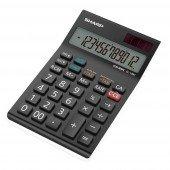 Sharp EL-128 C WH - anzeigender Tischrechner