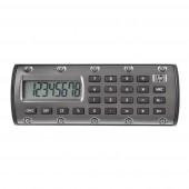 HP Quick Calc - Taschenrechner - silber 8-stelliges LCD - magnethaftend - Prozentrechnung