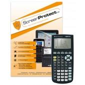 ScreenProtect Displayschutzfolie AntiReflex für für TI-82 STATS