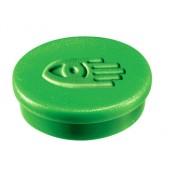 Legamaster 7-181004 Haftmagnete 10 mm, 10 Stück grün