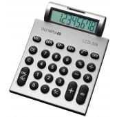 Olympia LCD 308 anzeigender Taschenrechner