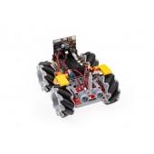 BBC Micro:bit Smart Roboter Car  Programmierbares Fahrzeug mit Phyton/Blockly
