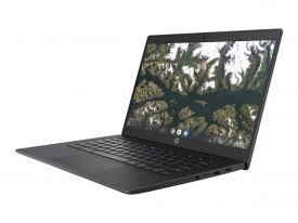 HP Chromebook 14 G6 - Celeron N4020 / 1.1 GHz - Chrome OS 64 - 4 GB RAM - 32 GB eMMC eMMC 5.0 -