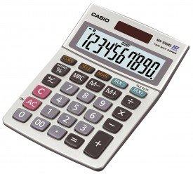 Casio MS-100 MS - anzeigender Tischrechner