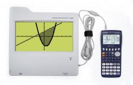 Casio OH-9860 Display Bundle mit Casio FX-9750GII