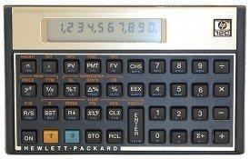 HP-12 C - Finanzrechner