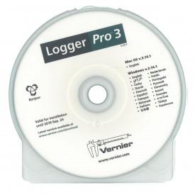 Vernier Logger Pro 3.0 Zusatzdatenträger LP-ST5