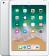 Apple iPad 9.7 Wi-Fi + Cellular 128GB - Silber