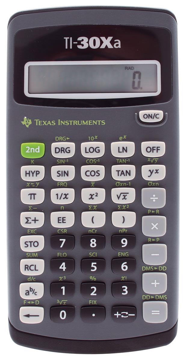 Ti30xa Texas Instruments Schulrechner Batterie Taschenrechner Ebay