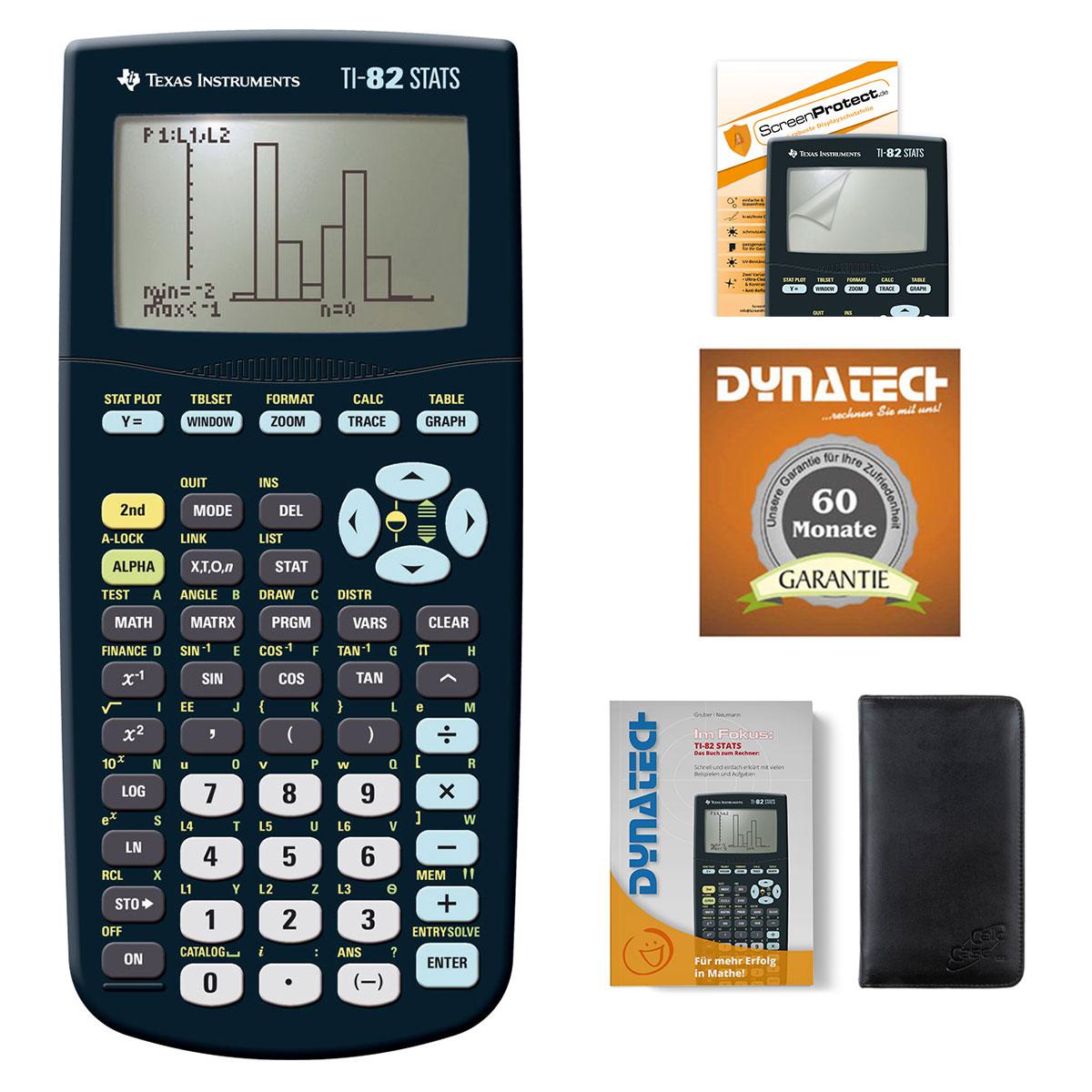 Schutztasche Schutzhülle TI 82 Stats Taschenrechner Grafikrechner